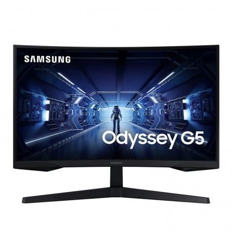 """Monitor Gamer Samsung 27"""" Odyssey 5G Full HD.  Tienda oficial en Paraguay"""