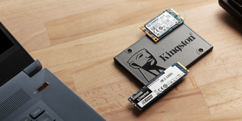Disco Duro SSD (Solid State Drive)